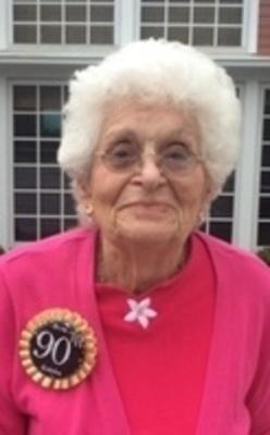Shirley B. Sayer