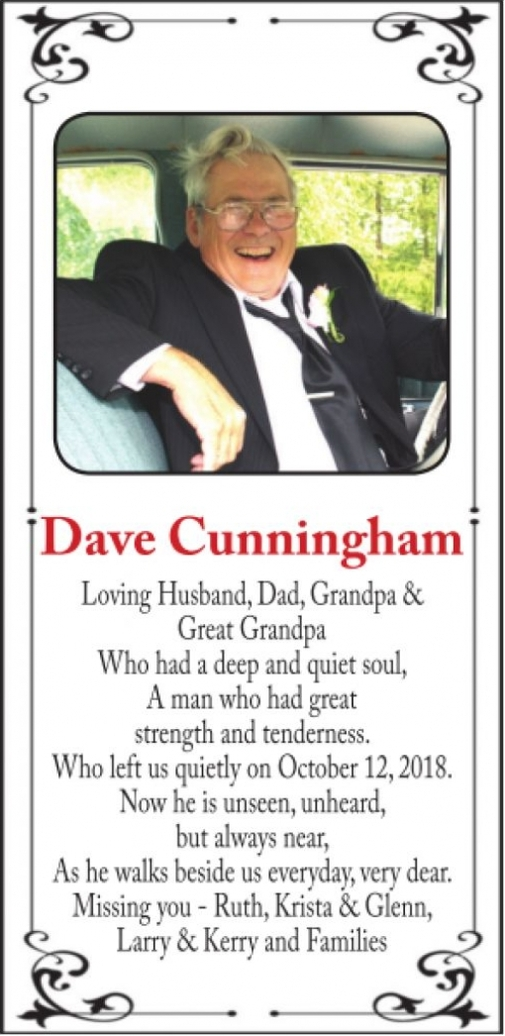 Dave  CUNNINGHAM