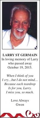Larry  GERMAIN