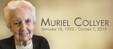 Muriel  COLLYER