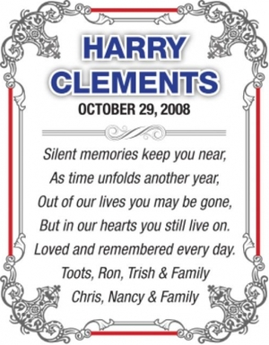 Harry  CLEMENTS