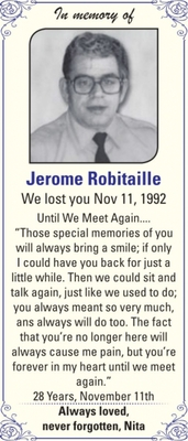 Jerome  ROBITAILLE