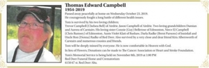 Thomas Edward  CAMPBELL