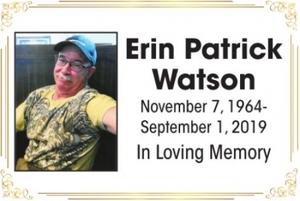 Erin Patrick  WATSON