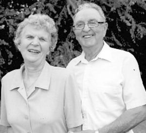 Allan & Margaret  BROWN