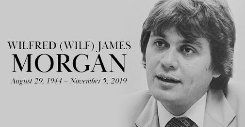 Wilfred  MORGAN