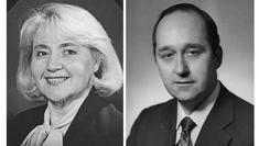 Sylvia and John  NELHAM