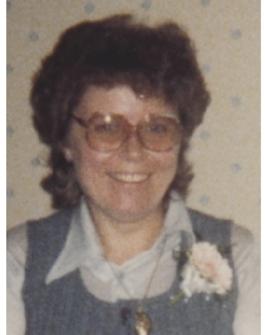 Patricia  BLOXAM