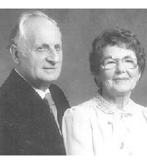 FRANK SR. and DOROTHY MAE  BERTO