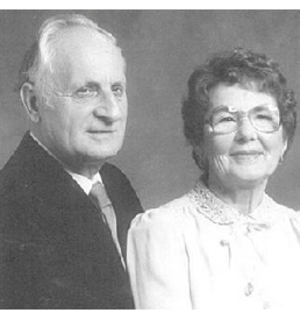 FRANK SR. and DOROTHY MAE  BERTO