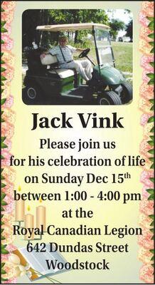 Jack  VINK