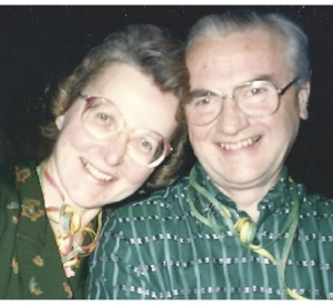 George and Lisa  BUCKLE