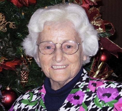 Vera  BLENCOWE