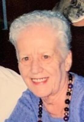 Mary Geraldine Gerry Oliver