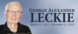 George  LECKIE