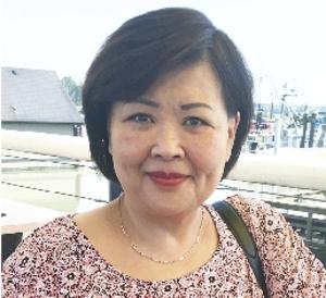 Judy  KWAN