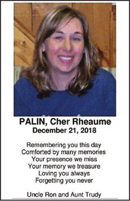 Cher Rheaume  PALIN