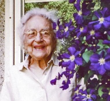 Dorothy  CHORLEY