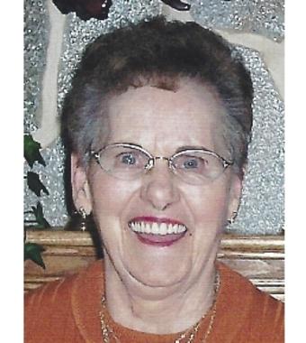 Frances  HAGG