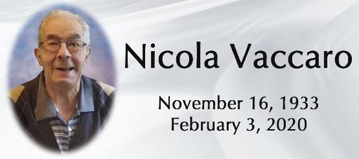 Nicola  VACCARO