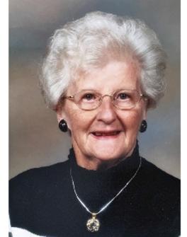 Margaret  WARNTABY