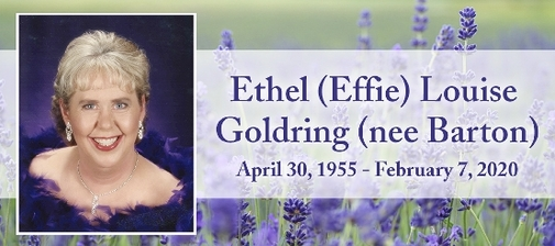 Ethel  GOLDRING