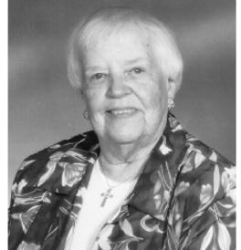 Mary  BLANCHFIELD