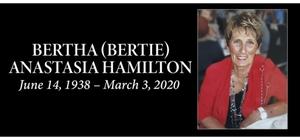 Bertha  Hamilton