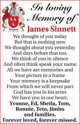 James  SINETT