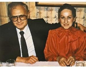 Sarah and Irving  RABINOVITCH