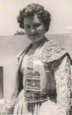 Dorothea Dolores (Dot) Hawley
