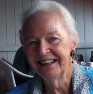 Mary Elizabeth Betty Doyle Richer
