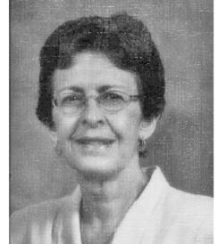 Ruth  GERES