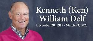 Kenneth  DELF