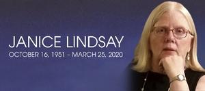 Janice  LINDSAY