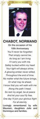 Normand  CHABOT