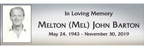 Melton  Barton