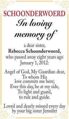 Rebecca  SCHOONDERWOERD