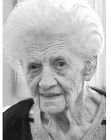 Bessie  DREGER