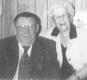 Clifford and Virginia  FAWCETT