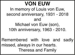 Louis  VON EUW