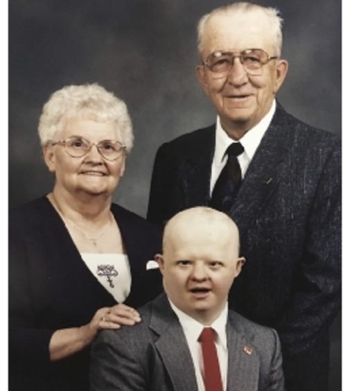 Cornie, Hilda, Rodney  x
