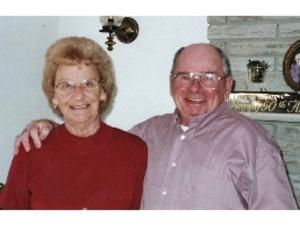 John (Jack) & Joan May  Cole