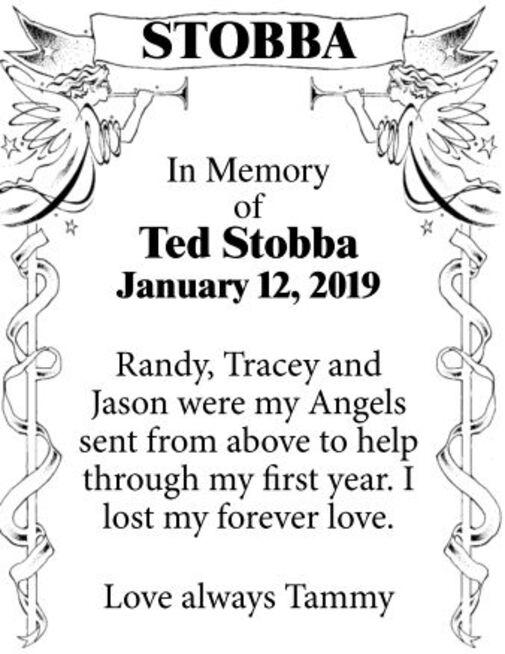 Ted  STOBBA