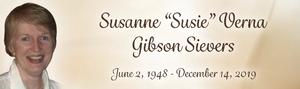 Susanne  GIBSON SIEVERS