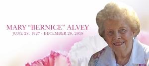 Bernice  ALVEY