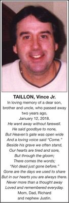 Vince Jr  TAILLON