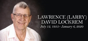 Lawrence Larry David  Lockrem