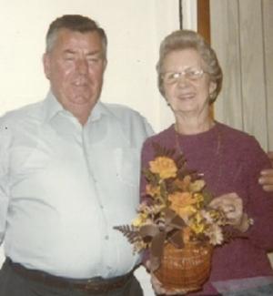 John & Elva  Drumgoole