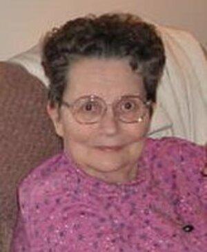 Patricia Ashcroft